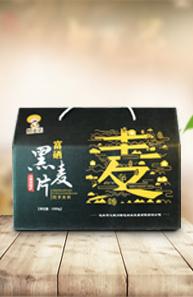 北京粮老头黑麦片